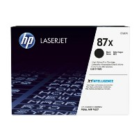 HP Original Tonerkartusche Contract CF287XC